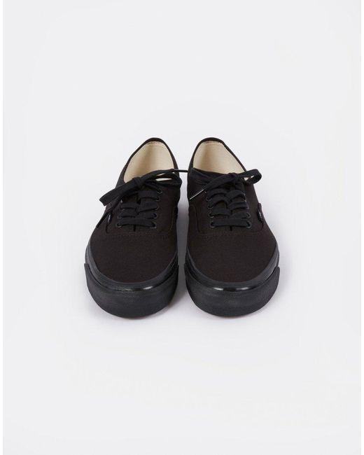 ea3bb16f46e1cd Lyst - Vans Authentic 44 Dx Anaheim Original Black in Black for Men
