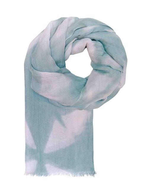 Unmade Copenhagen - White Tie Dye Scarf - Lyst