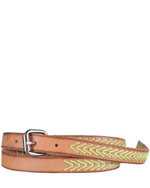 Cowboysbelt - Brown Riem 209081 - Lyst