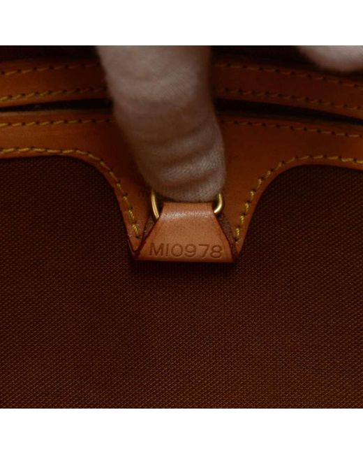 98daa1597e77 ... Louis Vuitton - Brown Monogram Canvas Ellipse Mm Bag - Lyst ...