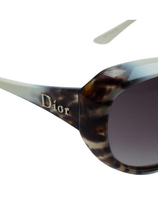 18e4246e88 ... Dior - Multicolor And Leopard Print Panther 1 Sunglasses - Lyst ...