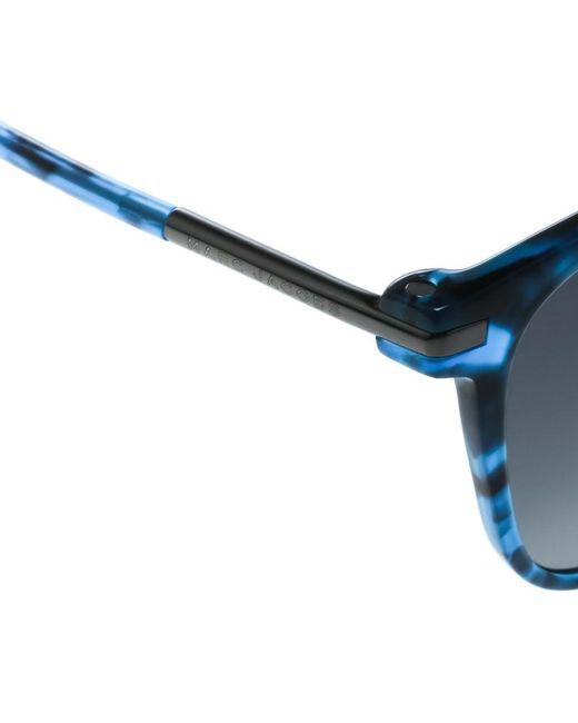 6e5041ba2f9c ... Marc Jacobs - Gray Blue Tortoise / Grey Marc 86/f/s Square Sunglasses  ...