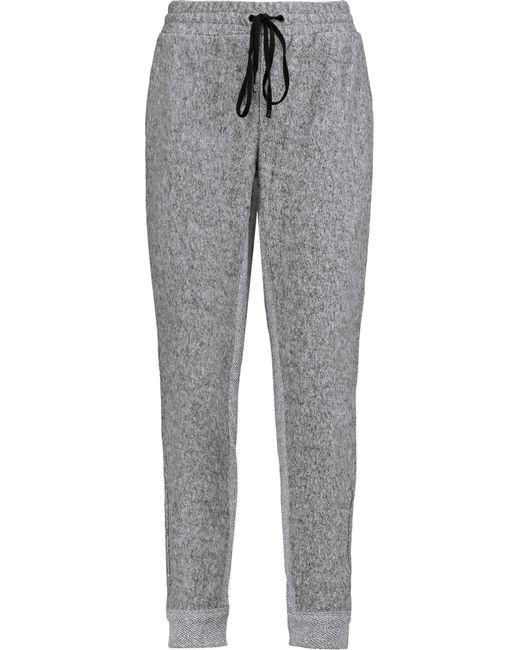 Koral | Gray Edge Cotton-blend Jersey Track Pants | Lyst