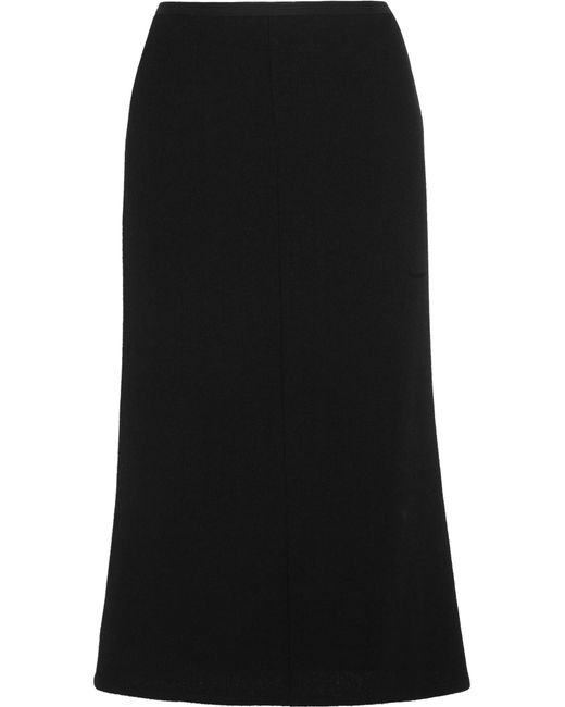 Narciso Rodriguez | Multicolor Fluted Textured-crepe Skirt | Lyst