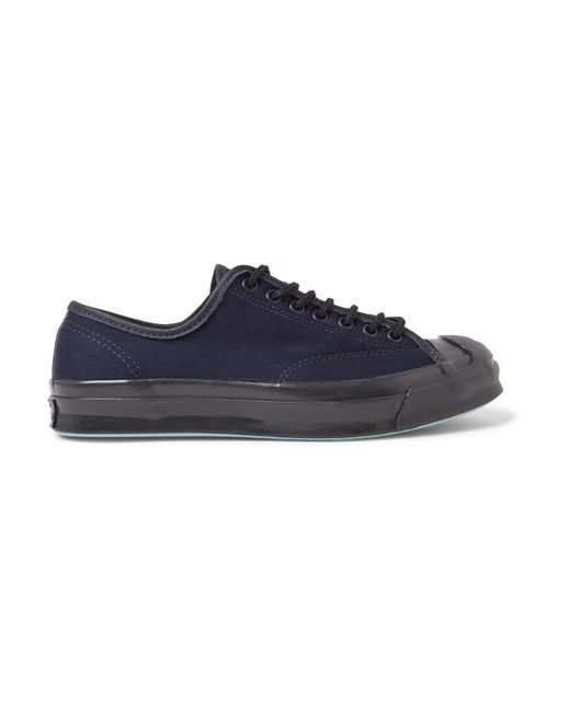 Converse | Blue Jack Purcell Signature Canvas Sneakers | Lyst