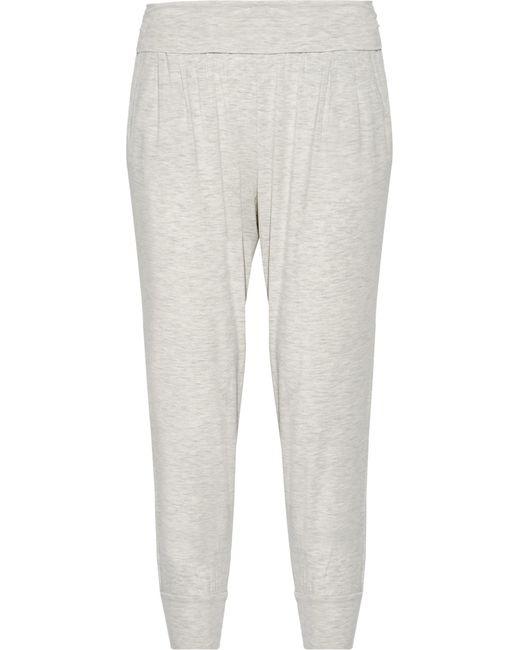 DKNY | Gray Stretch-modal Pajama Pants | Lyst