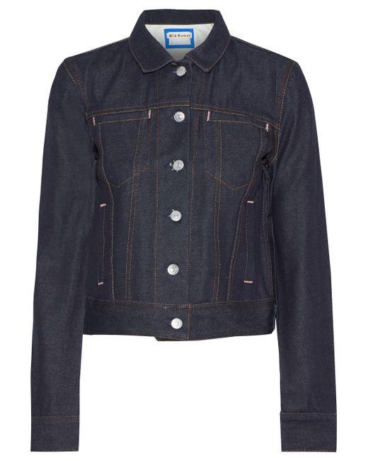 Acne - Blue Cliff Denim Jacket Dark Denim - Lyst