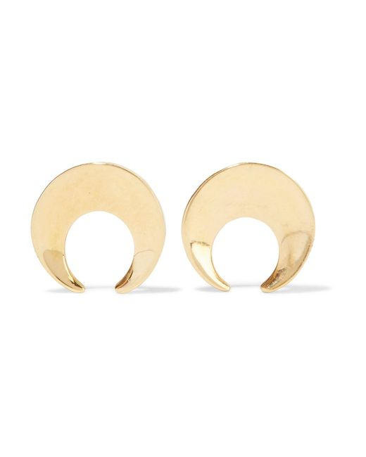 Carolina Bucci | Metallic 18-karat Gold Earrings | Lyst
