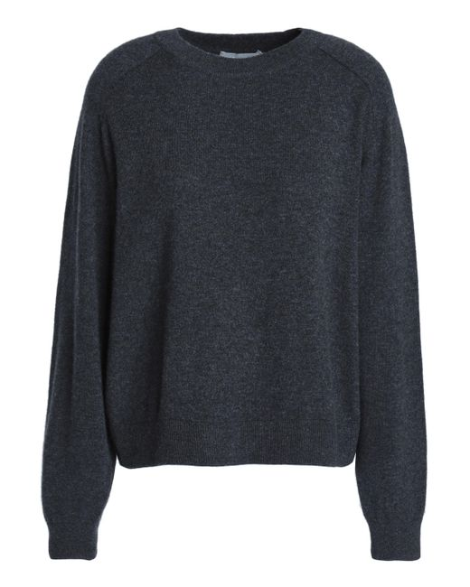 Vince - Gray Cashmere Sweater - Lyst