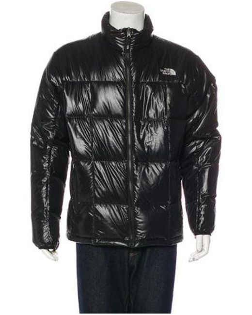 The North Face - Black Quilted Puffer Jacket for Men - Lyst ... 2fafddcc1