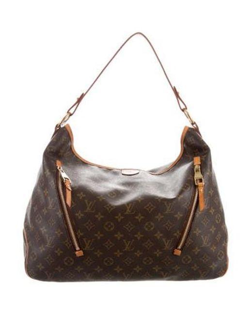 f83068b73b84 Louis Vuitton - Natural Monogram Delightful Gm Brown - Lyst ...