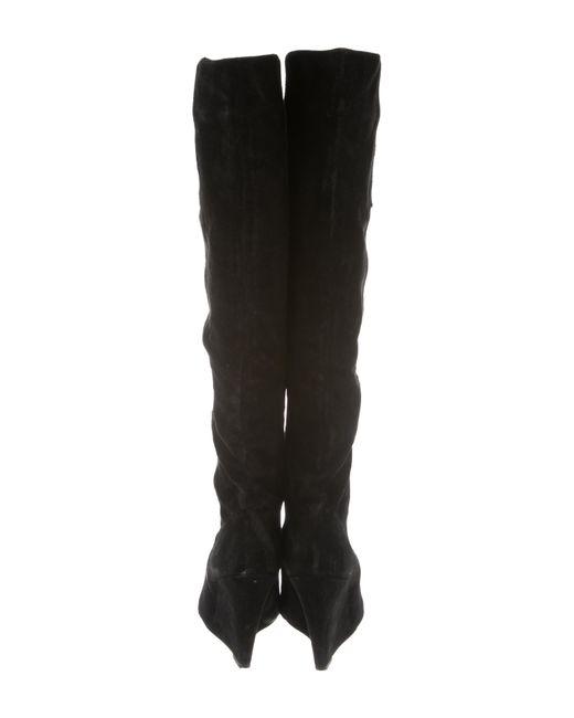 fa8771d9a72 Lyst - Isabel Marant Prescott Knee-high Boots in Black - Save 48%