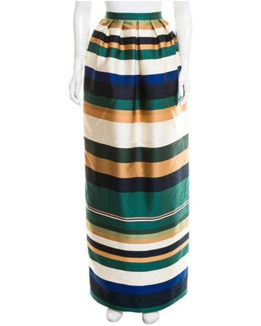 Rosetta Getty - Multicolor 2016 Maxi Skirt - Lyst