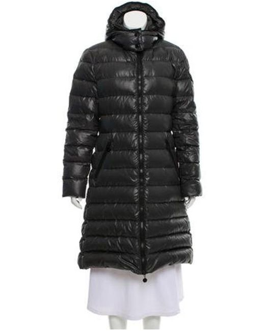 32ce69a1a Women's Gray Moka Puffer Coat Grey