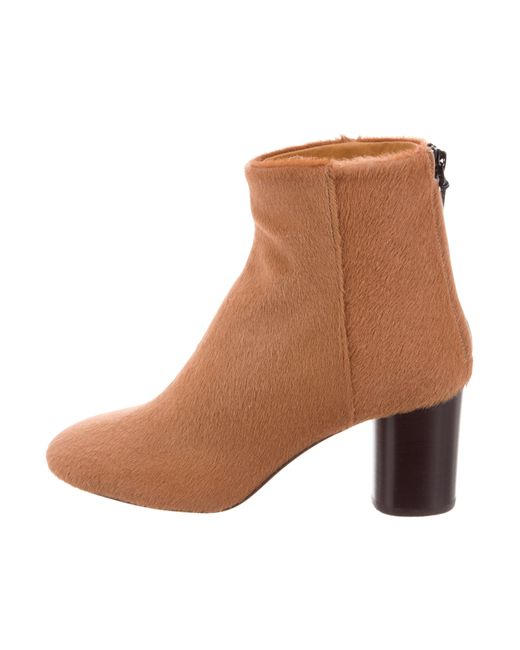 Isabel Marant Ritza Ponyhair Boots w/ Tags outlet 2014 mKusQlztxI
