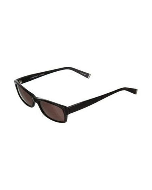 8566945b9f9 ... Oliver Peoples - Black Drake Tinted Sunglasses for Men - Lyst ...