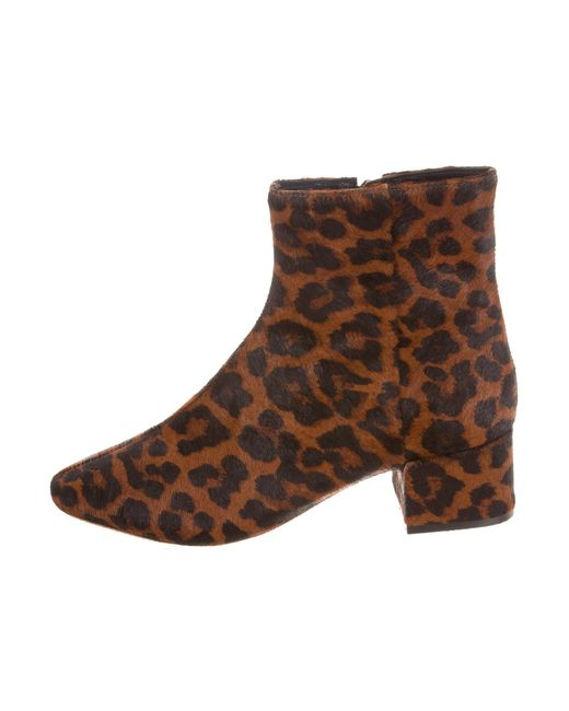 Loeffler Randall Carter Ponyhair Booties w/ Tags huge surprise for sale authentic sale online clearance official site clearance comfortable BHo9fozA