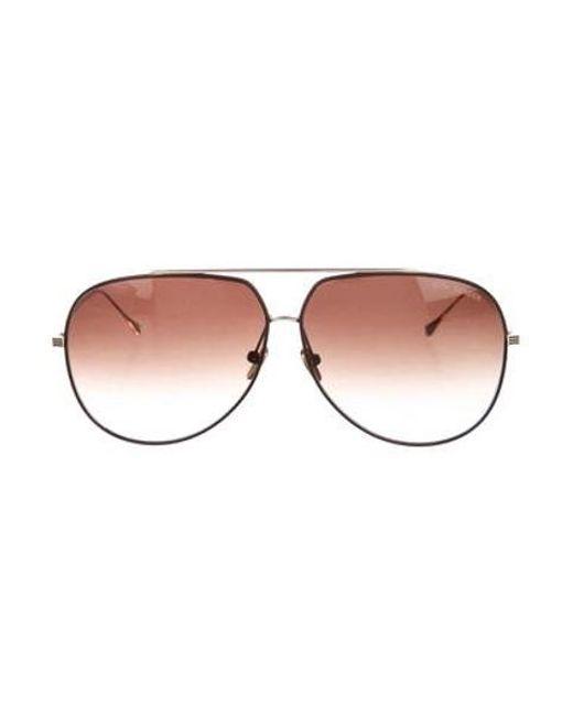 dea4cadad72 Dita - Metallic Condor Titanium Sunglasses Gold - Lyst ...
