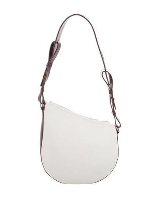 ... White - Lyst  cozy fresh 379f9 dad47 ... Jason Wu - Metallic Bicolor Grained  Leather Hobo Gold ... 44e49980a2