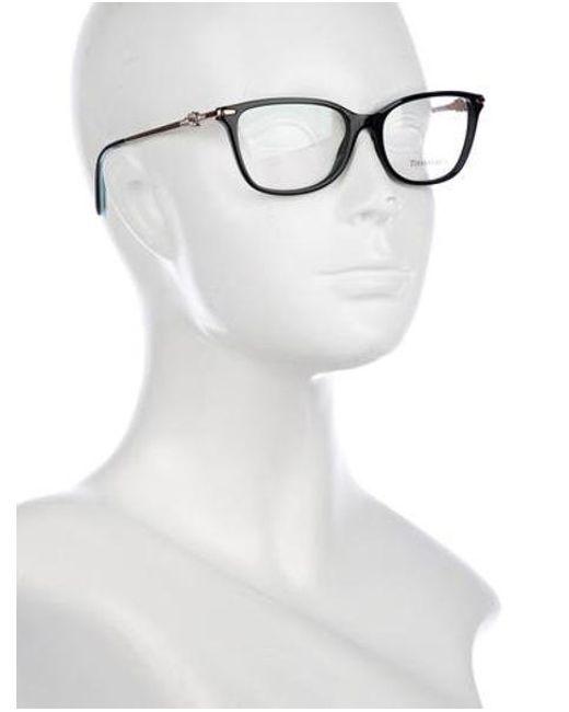 lyst tiffany co embellished rectangular wayfair eyeglasses in black RB2132 New Wayfarer tiffany co black embellished rectangular wayfair eyeglasses lyst