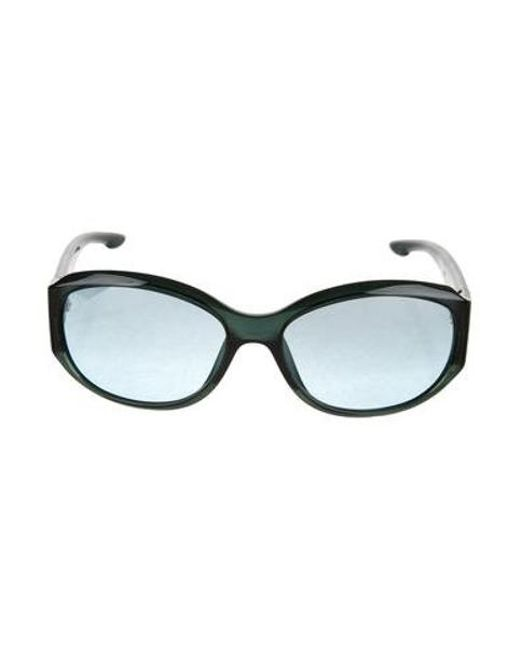 72b228b63c2a Dior - Green Celebrity 2 Sunglasses - Lyst ...