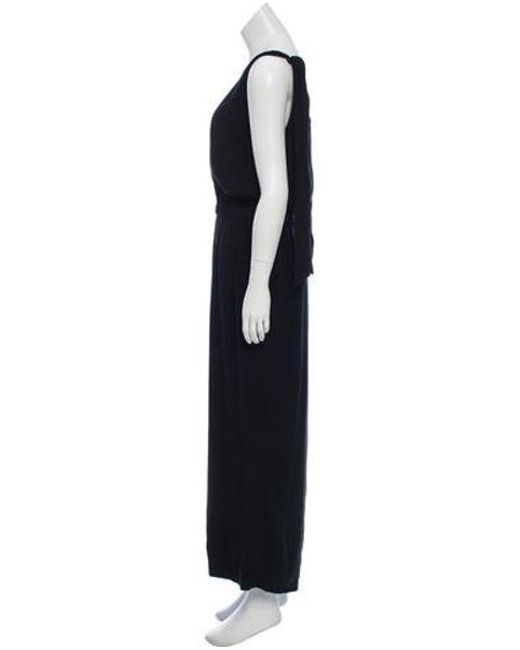 ecfe3f594d1 ... Ulla Johnson - Black Sleeveless Wide-leg Jumpsuit - Lyst ...