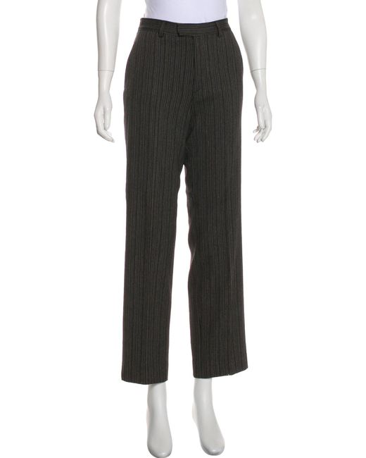 Jean Paul Gaultier Mid-Rise Wide-Leg Pants Best Store To Get Cheap Price Affordable Cheap Price kheriZU