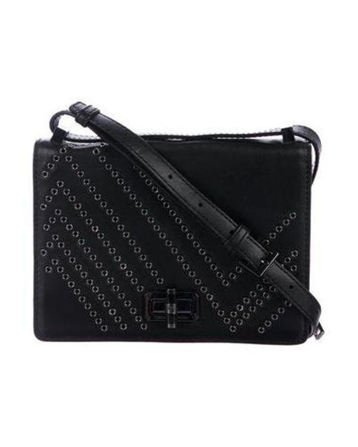 6d72062946 Diane von Furstenberg - Black 440 Gallery Les Crossbody Bag - Lyst ...