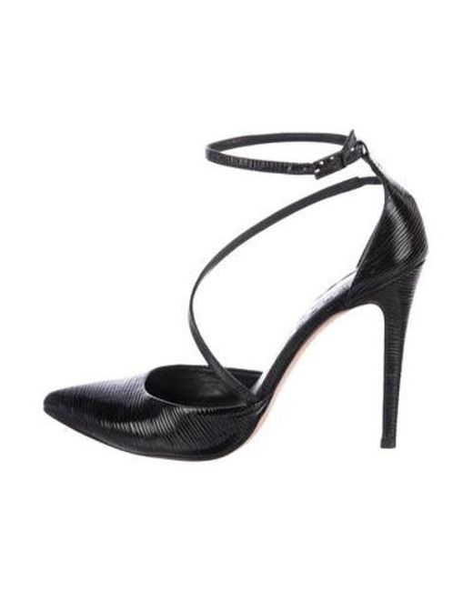8778b4ce5e3 Lyst - Alice + Olivia Pointed-toe D orsay Pumps in Black