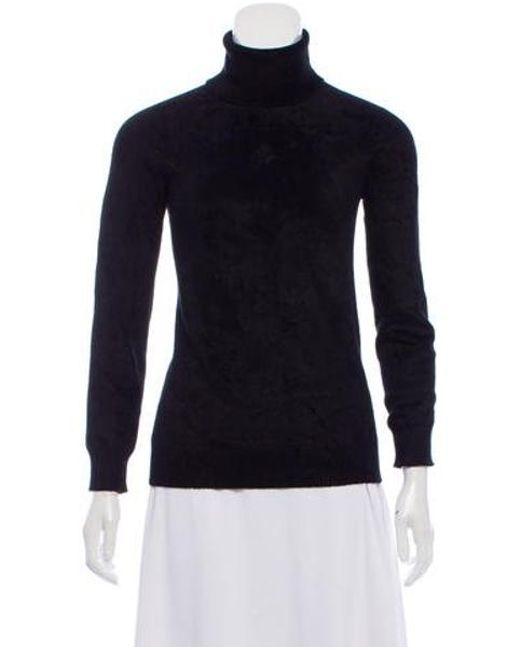 5f041bfb1 dries-van-noten-Black-Knit-Turtleneck-Sweater.jpeg