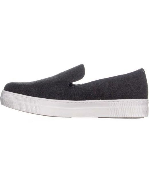 4f9877bbd6c ... Steve Madden - Gray Steven Arden Slip On Fashion Sneakers - Lyst ...