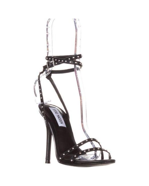 f9f9db105a7 Steve Madden - Wish Studded Ankle Strap Sandals