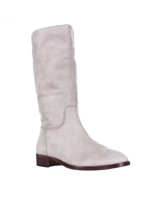 Via Spiga | Multicolor Jules Pull On Mid Calf Slouch Boots | Lyst