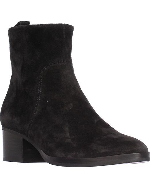 Via Spiga | Black Ottavia Ankle Boots | Lyst