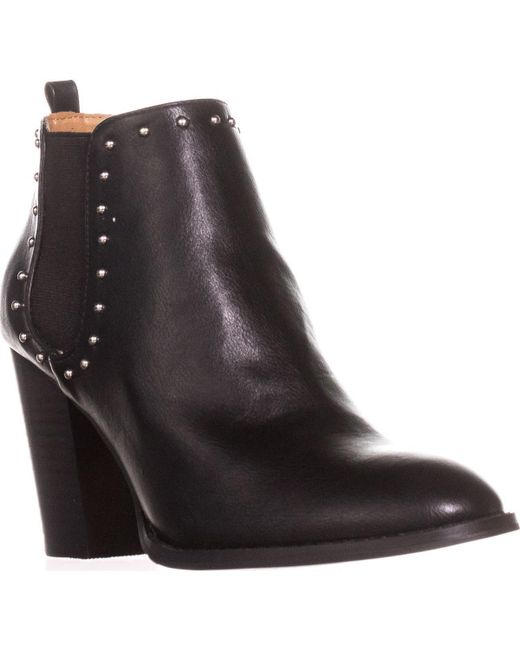 Report - Black Maysonia Pull On Ankle Booties - Lyst