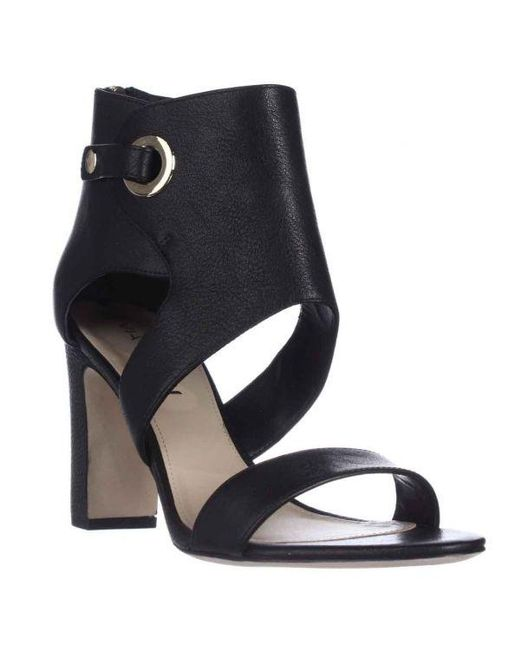 Via Spiga - Black Adra Gladiator-inspired Sandal - Lyst