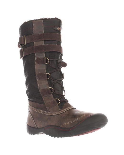 Jambu | Brown Jbu By Whitney Knee High Snow Boots | Lyst