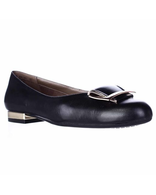 Aerosoles | Black Good Times Dress Flats | Lyst