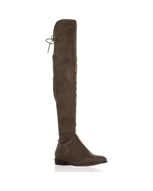 Marc Fisher - Brown Humor2 Over The Knee Boots - Lyst