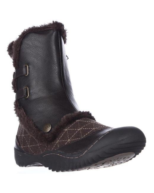 Jambu | Brown Iceburg Mid-calf Winter Boots | Lyst