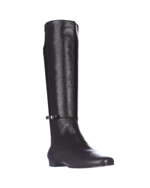 Kate Spade - Multicolor Kate Spade Olivia Back Stretch Riding Boots - Lyst