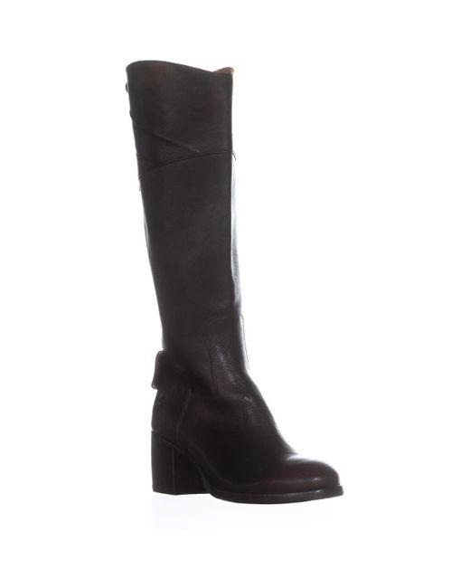 Patricia Nash - Black Loretta Knee High Boots - Lyst