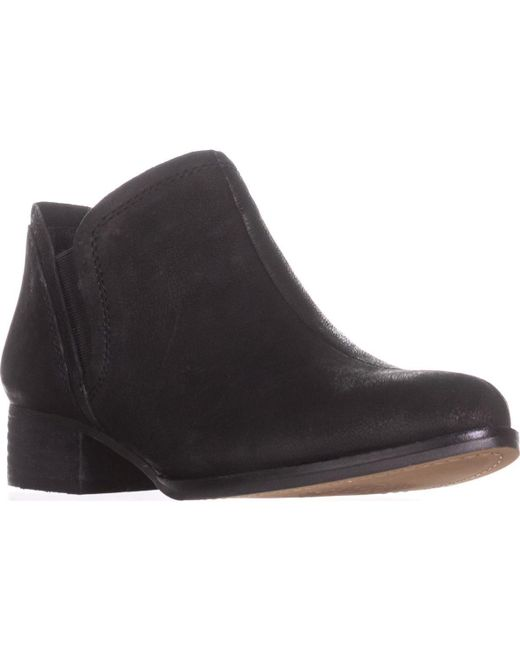 Vince Camuto - Black Carlal Flat Ankle Booties - Lyst