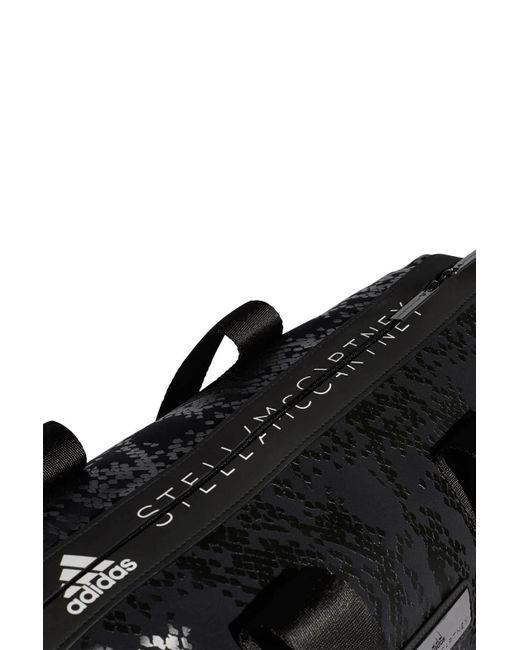 98895571f8 ... Adidas By Stella McCartney - Black Small Studio Bag - Lyst ...