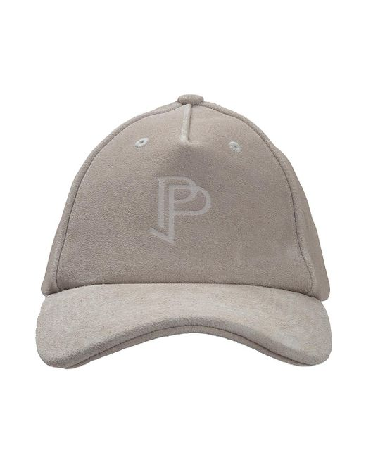 c7dd761db1f Adidas - Gray X Paul Pobga Cap for Men - Lyst ...