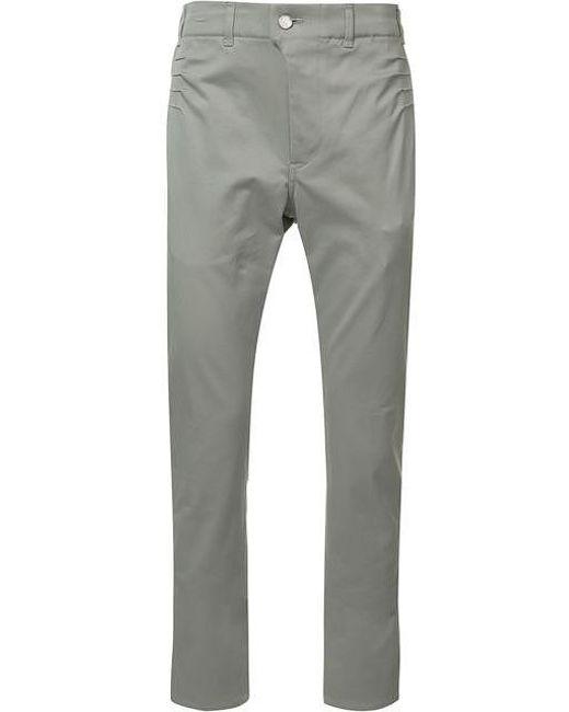 Julien David | Gray Grey Pants for Men | Lyst