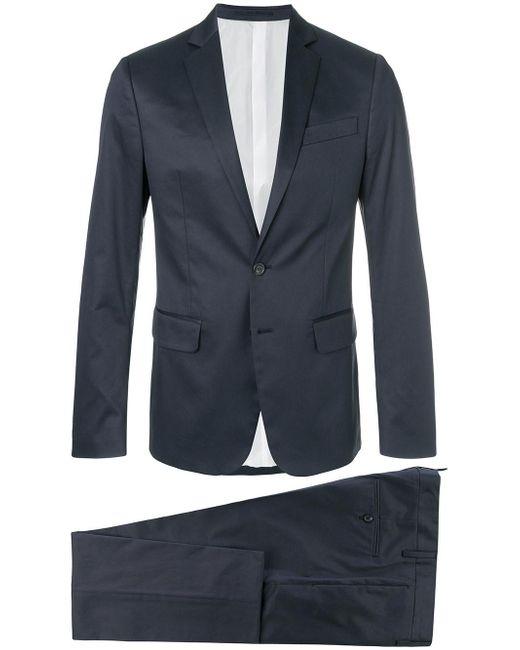 DSquared² - Blue Slim Fit Suit for Men - Lyst