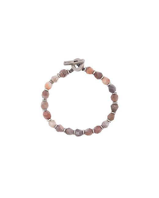 M. Cohen - Multicolor Stone Link Bracelet for Men - Lyst