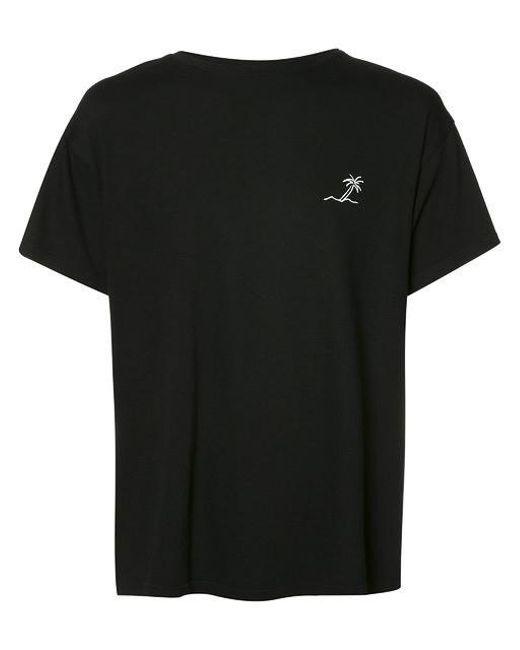 The Elder Statesman - Black Classic T-shirt for Men - Lyst