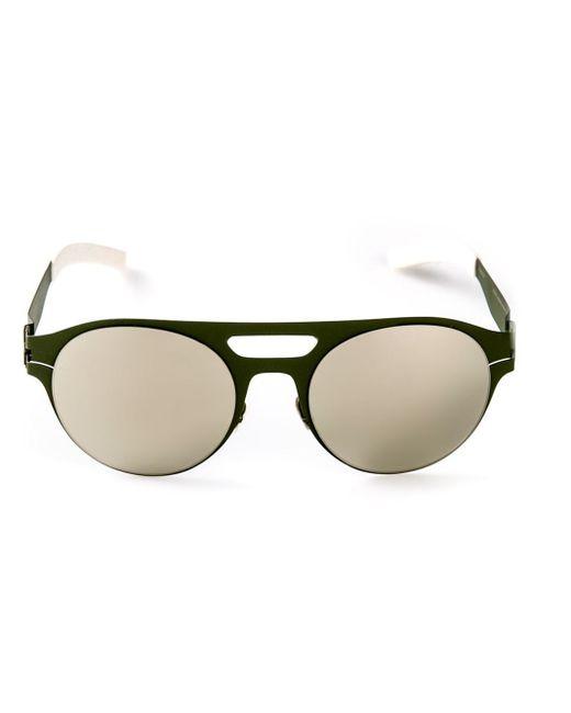 Mykita | Green 'hudson' Sunglasses | Lyst